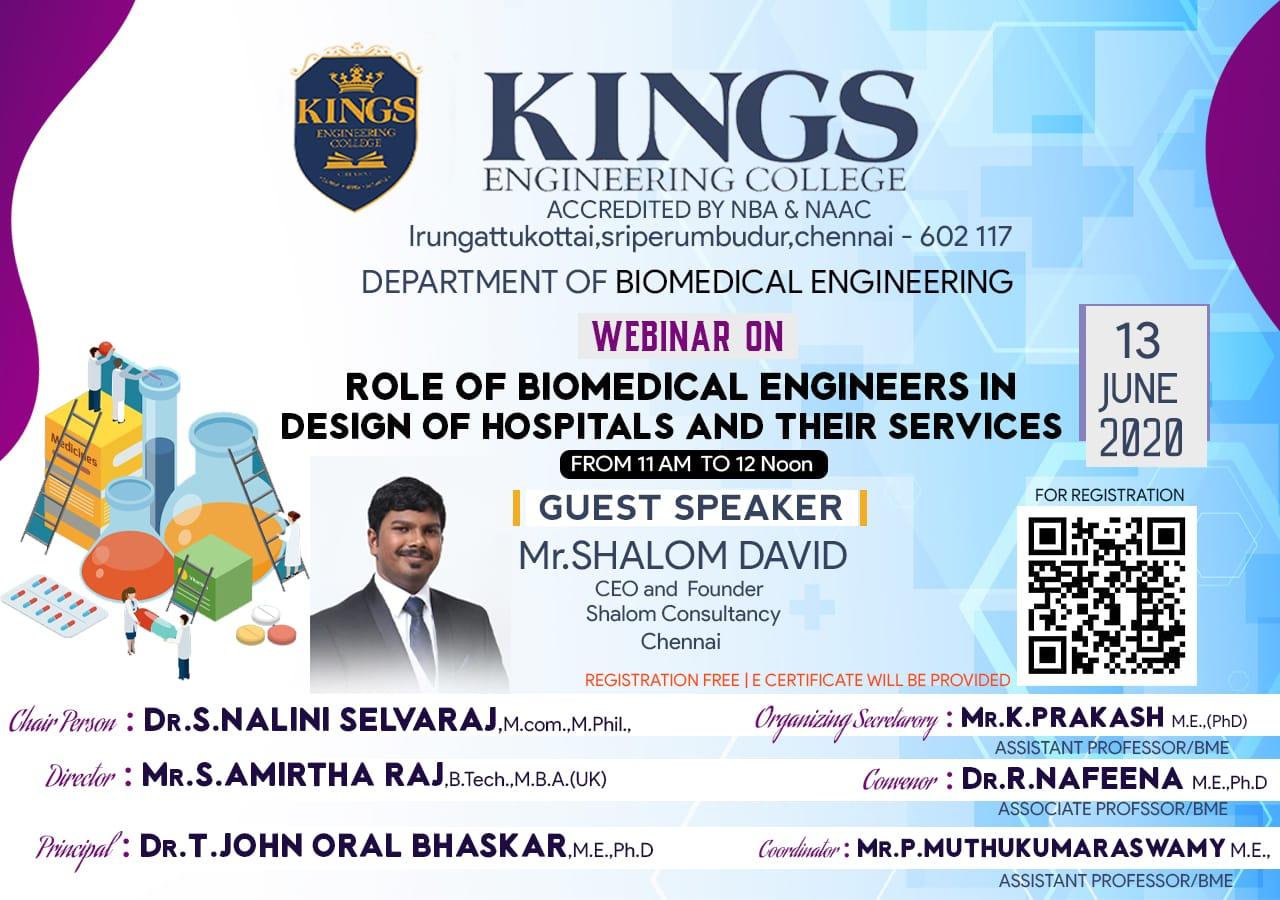 Kings Engineering College